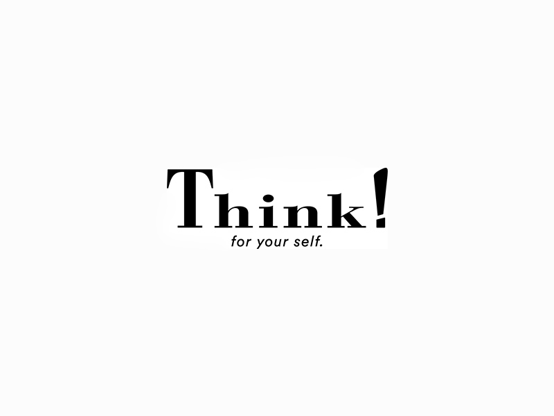 Think_for_your_self